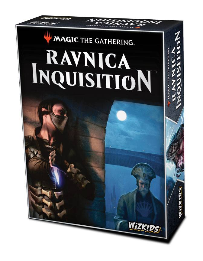 Magic The Gathering Card Game Ravnica: Inquisition *English Version*