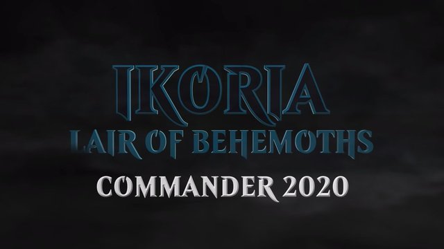 Ikoria: Lair of Behemoths Commander 2020 - Ruthless Regiment