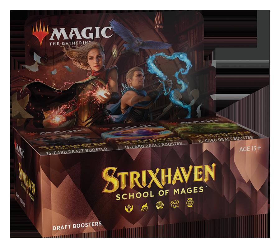 Draft Booster Box - Strixhaven