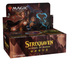 Draft Booster Box - Strixhaven