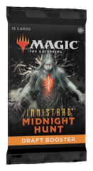 Draft Booster Pack - Innistrad: Midnight Hunt