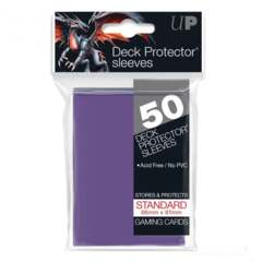 Ultra Pro Deck Protectors PURPLE -  50