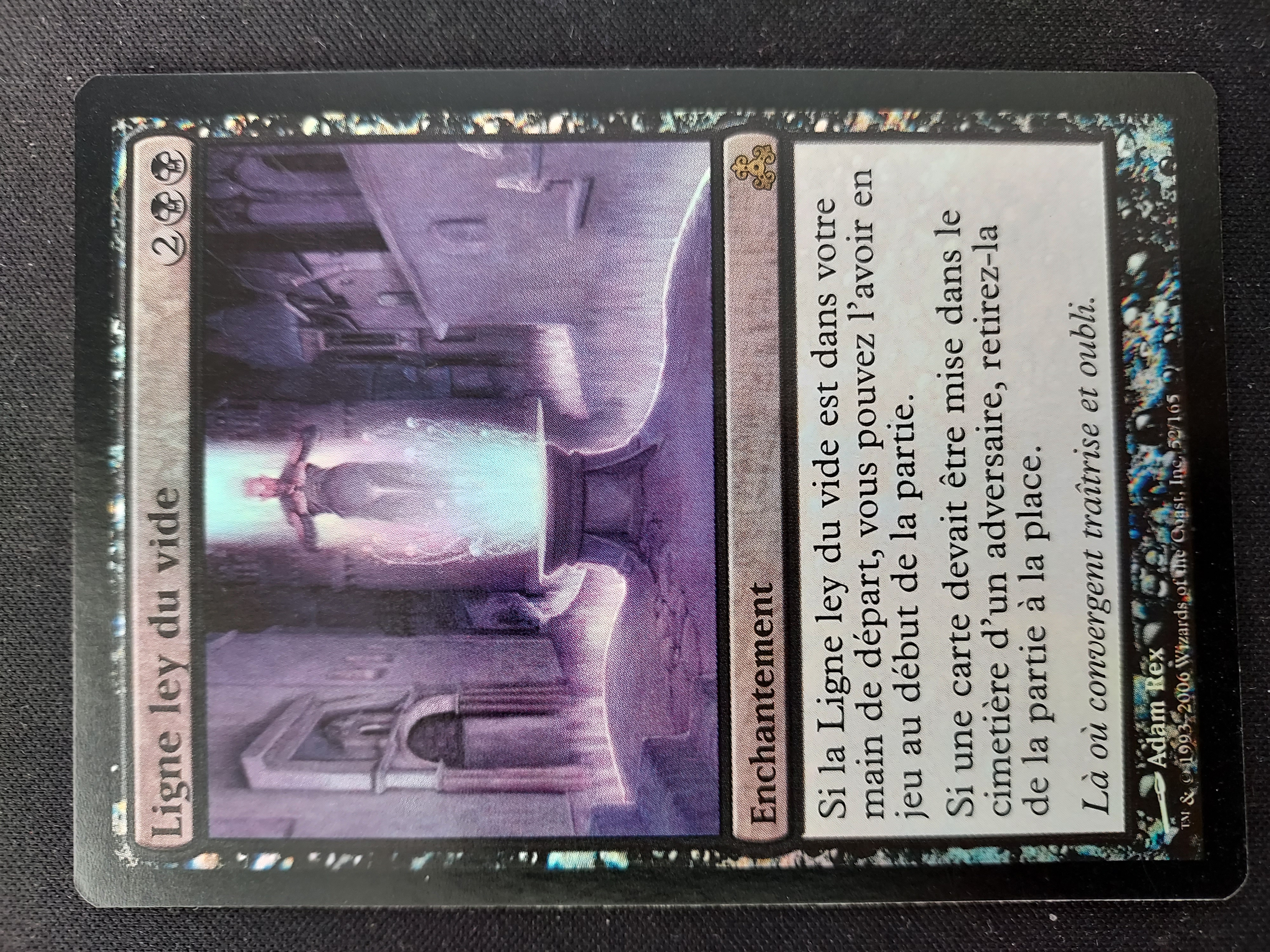 Leyline of the Void FOIL French