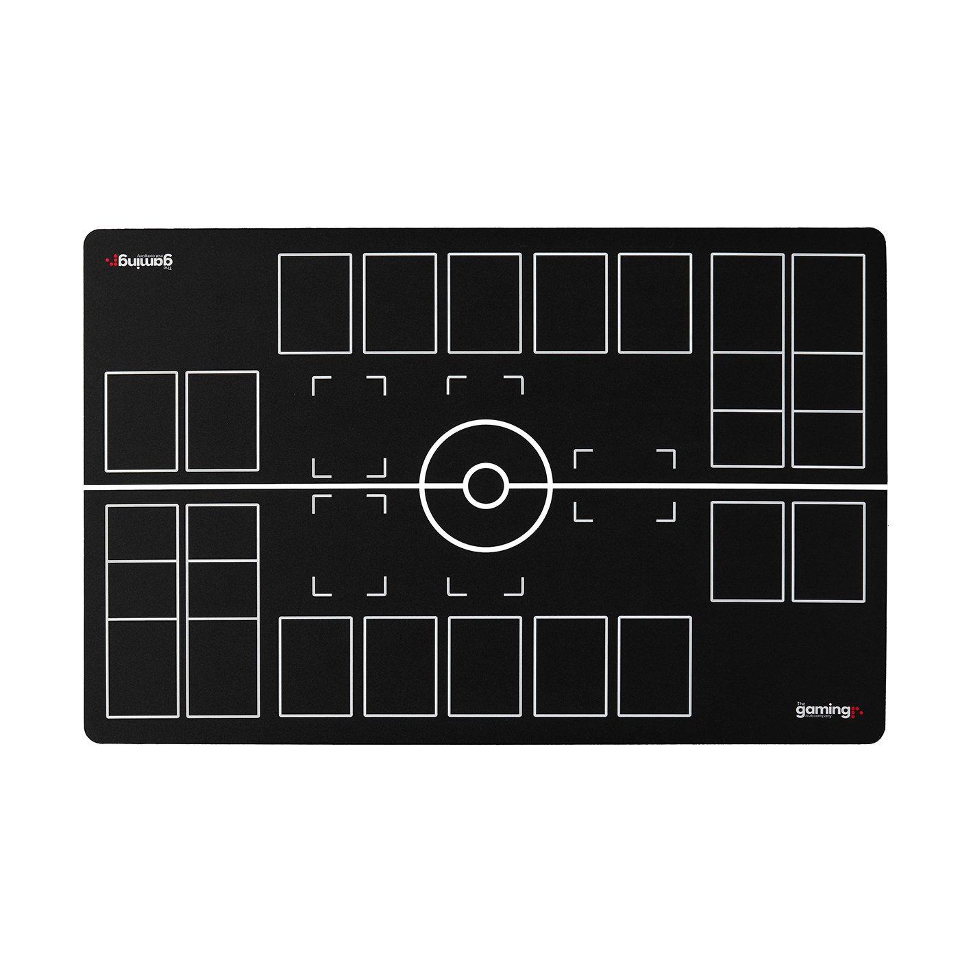 GMC Black & White Pokemon Gaming Mat