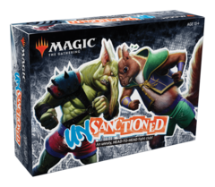 Unsanctioned game - Magic: The Gathering