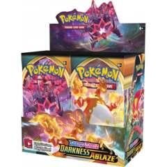 Darkness Ablaze Booster Box - Sword & Shield - Pokemon