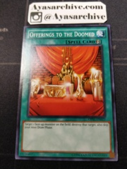 Offerings to the Doomed - OP01-EN023 - Common - Unlimited Edition