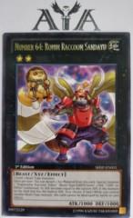Number 64: Ronin Raccoon Sandayu - SHSP-EN051 - Rare - 1st Edition