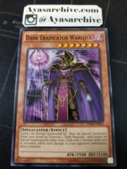 Dark Eradicator Warlock - OP02-EN016 - Common