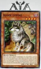 Aloof Lupine - SAST-EN030 - Common - 1st Edition