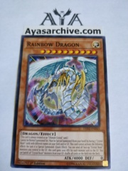 Rainbow Dragon - LED2-EN043 - Common - 1st Edition
