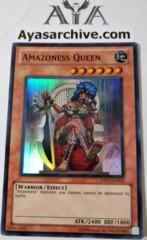 Amazoness Queen - DREV-EN032 - Super Rare - Unlimited Edition