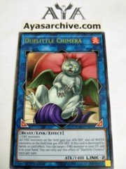 Duelittle Chimera - EXFO-EN050 - Rare - 1st Edition