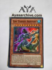 The Tyrant Neptune - CT08-EN018 - Super Rare - Limited Edition