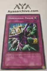Dimensional Prison - SDMM-EN032 - Common - 1st Edition