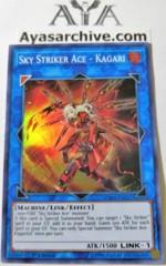Sky Striker Ace - Kagari - DASA-EN027 - Super Rare - 1st Edition