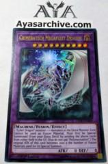 Chimeratech Megafleet Dragon - LEDD-ENB00 - Ultra Rare - 1st Edition