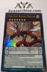 Odd-Eyes Raging Dragon - RATE-EN048 - Ultra Rare - Unlimited Edition