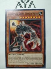 Ancient Gear Golem - Ultimate Pound - COTD-EN099 - Common - 1st Edition