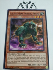 Ancient Gear Hunting Hound - RATE-EN013 - Common - 1st Edition