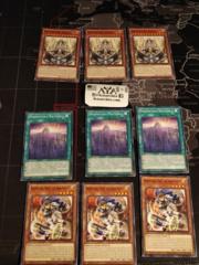 9 CARD LOT DOGMATIKA CORE IRON PUNCH NEXU NATION ROTD-EN006 EN010 EN053