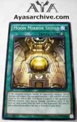 Moon Mirror Shield - MP16-EN039 - Rare - 1st Edition
