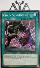 Chain Summoning - OP05-EN025 - Common - Unlimited Edition