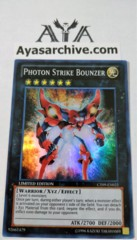 Photon Strike Bounzer - CT09-EN022 - Super Rare - Limited Edition