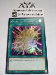 Overload Fusion - OP06-EN013 - Super Rare - Unlimited Edition