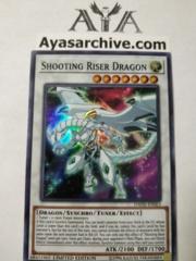 Shooting Riser Dragon - DANE-ENSE3 - Super Rare - Limited Edition