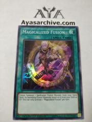 Magicalized Fusion - DANE-ENSE4 - Super Rare - Limited Edition
