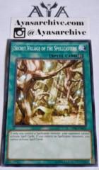Secret Village of the Spellcasters - OP05-EN026 - Common - Unlimited Edition