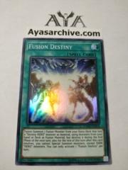 Fusion Destiny - DANE-EN054 - Super Rare - Unlimited Edition
