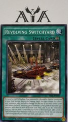 Revolving Switchyard - TDIL-EN092 - Common - 1st Edition
