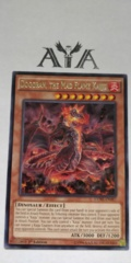 Dogoran, the Mad Flame Kaiju - CORE-EN087 - Rare - 1st Edition