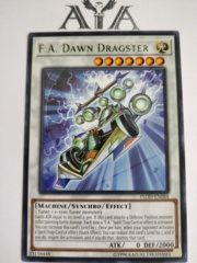 F.A. Dawn Dragster - FLOD-EN088 - Rare - Unlimited Edition