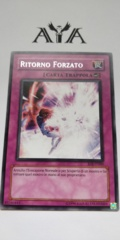 Forced Back - EOJ-EN060 - Rare - Unlimited Edition