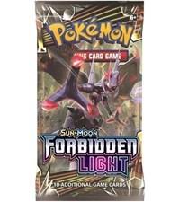 SM: Sun & Moon - Forbidden Light - Booster Pack
