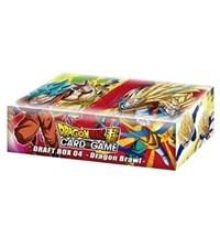Dragon Ball Super TCG - Draft Box 4 - Dragon Brawl