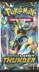 SM: Sun & Moon - Lost Thunder - Booster Pack