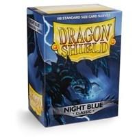 Dragon Shield Sleeves: Classic - Night Blue (100 ct.)