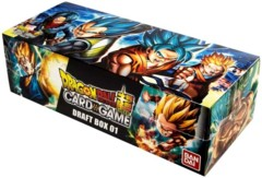 Dragon Ball Super TCG - Draft Box 1