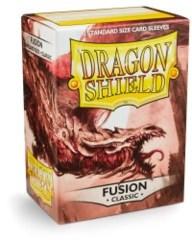 Dragon Shield Sleeves: Classic - Fusion (100 ct.)