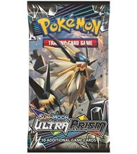 SM: Sun & Moon - Ultra Prism - Booster Pack