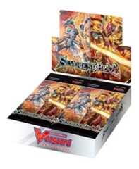 V-BT08: Silverdust Blaze - Booster Box