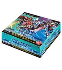 Digimon Card Game: BT01 - 03 Version 1.5 - Booster Box -- (Limit 2 per Household)