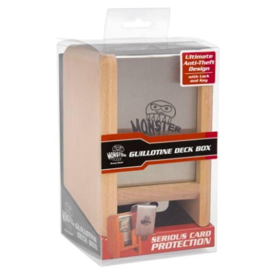 Monster - Guillotine Deck Box