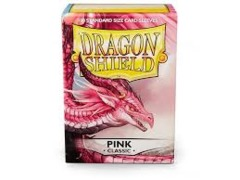 Dragon Shield Sleeves: Classic - Pink (100 ct.)