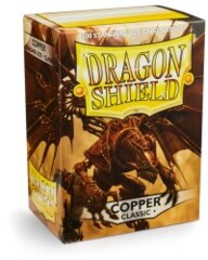 Dragon Shield Sleeves: Classic - Copper (100 ct.)