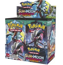 SM: Sun & Moon - Guardians Rising - Booster Box